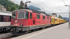 180515 Montreux Re420 machine chantier