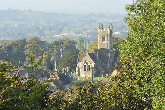 St James Church ~ Shaftesbury, Dorset