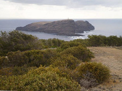 Ferro Islet (115 metres high).