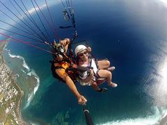 Ma femme à la Réunion pour encadrer une formation.........mon oeil !!!