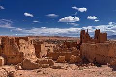 the ruins of Tadoula Zenifi