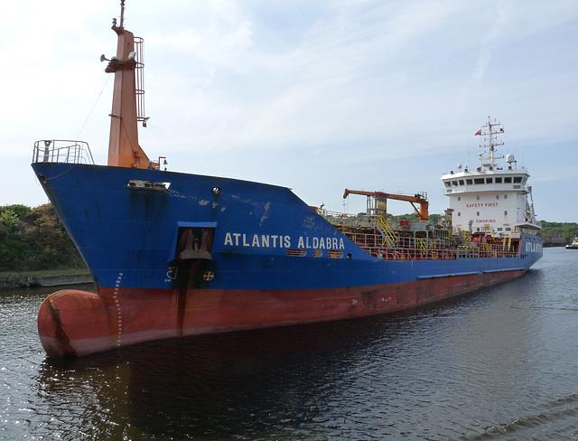 Tanker 'Atlantis Aldabra'