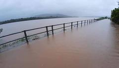 Débordement à saveur thaïlandaise / Thai flooding