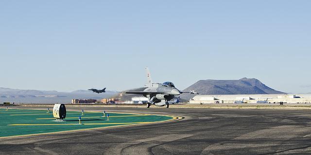 Iraqi Air Force Lockheed Martin F-16D Fighting Falcon 1603 (12-0018)