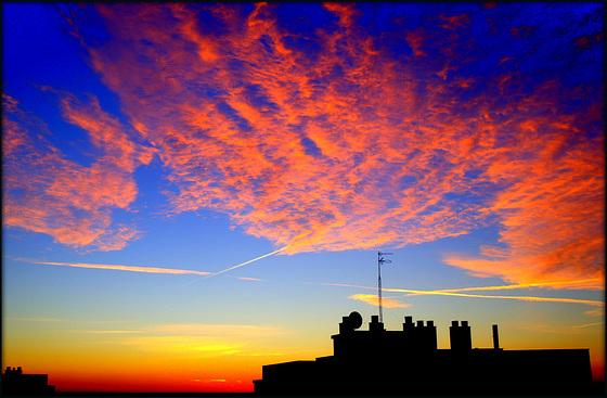 Dawn / sunrise