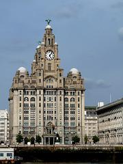 Liverpool- Royal Liver Building