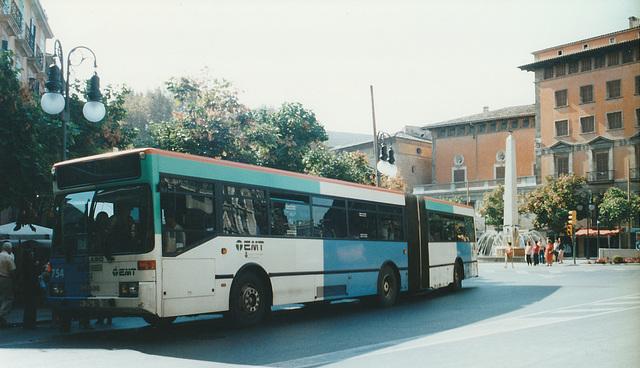 EMT (Palma de Mallorca) 754 - 28 Oct 2000