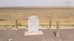 Desert marker