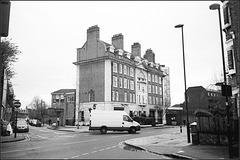 Brixton Fire Station, Gresham Rd SW9.