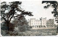Bretby Hall, Derbyshire c1910