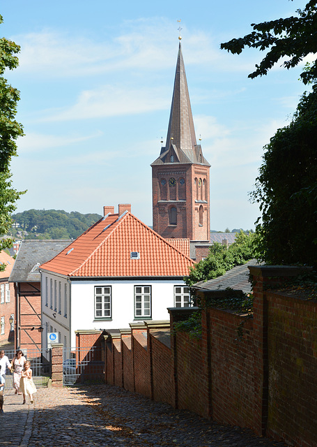 Am Schlossberg in Plön