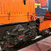 Mail Rail maintenance vehicle