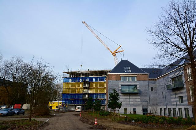 Building project Clusius