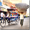 In the Old Delhi Streets - INDIA