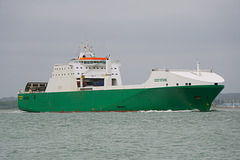 EDDYSTONE sailing from Southampton