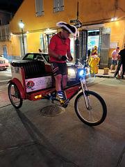 Pedicab - Rad Taxi