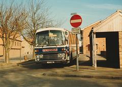 Percivals (Oxford) 104 (471 VWL) - 10 March 1985