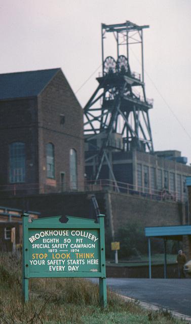 Brookhouse shaft