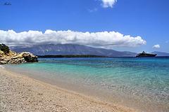 "Beach ""Vathiavali"" (Greece)"