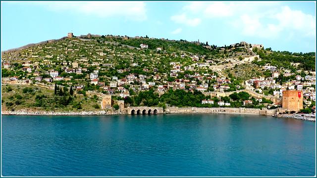 Turchia : arrivo ad Alanja
