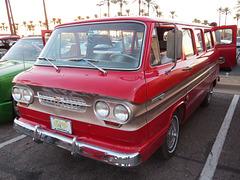 1965 Chevrolet Corvair Greenbrier Sportswagon Van