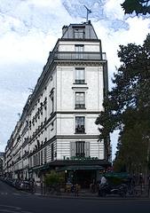 Dans tes cafés ..., Paris ...