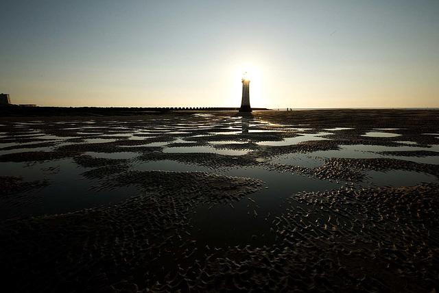 Perch rock lighthousex