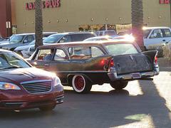 1960 Plymouth 2 Door Suburban Wagon