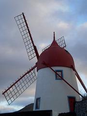 Boina de Vento - windmill for tourism.