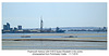 Portsmouth Harbour with HMS Queen Elizabeth 11 7 2019