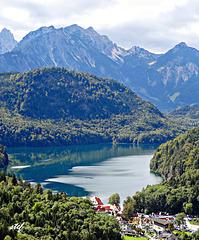 Schwangau u. Alpsee