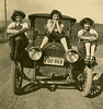 Three on a Chevy, 1922