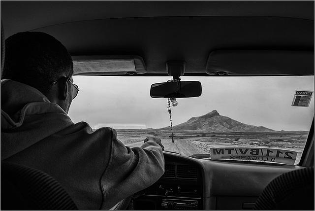 Taxi em Cabo Verde