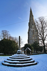 St. Andrews church ~ Ewerby ~ Lincolnshire