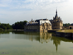 CHANTILLY BLUE PLANET/PLANETE BLEUE