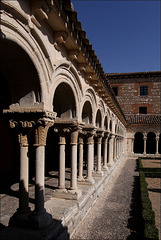 Enfilade de colonnes