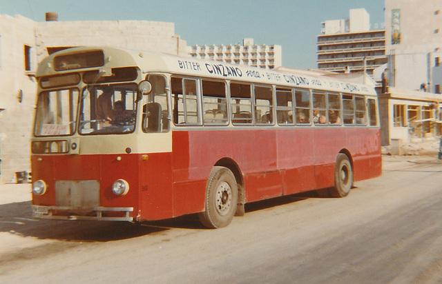 Tranvías Eléctricos Interurbanos de Palma 98 – Nov 1970