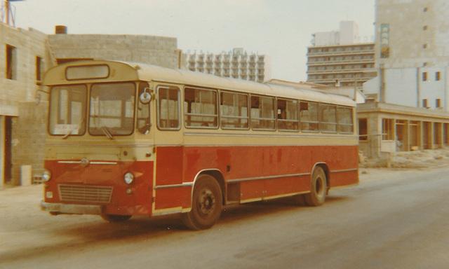 Tranvías Eléctricos Interurbanos de Palma 84 – Nov 1970