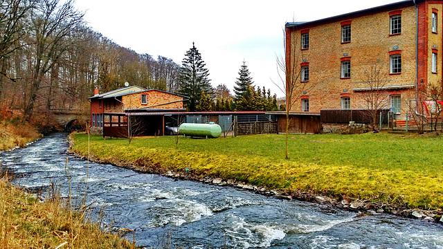 Moidentin, Wassermühle