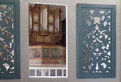 Die Orgel von St. Martini et Nicolai in Steinkirchen