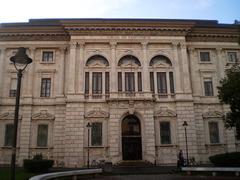 Home-office of Pisa Savings Bank.