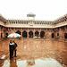 Rain in Agra Fort