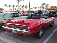 1971 Dodge Challenger R/T Convertible (clone)