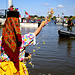 Fluvial procession of Lady of Avieiros, Farewell!