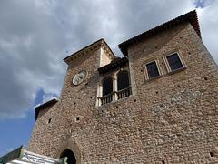 Castello Brancaleoni, Piobbico