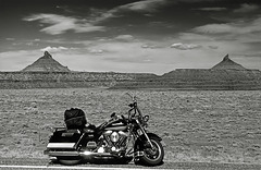 V-twin and twin peaks