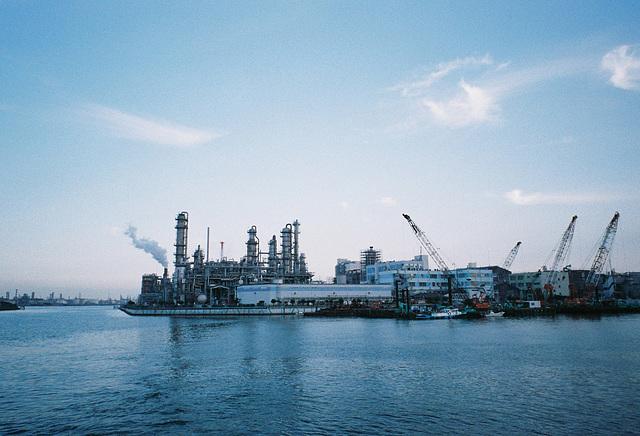 Factory Landscape