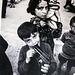 Kinder in den Straßen von Kaleici, 1970 ( von Ara Güler)