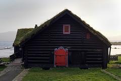 Faroe Islands, Kirkjuboreyn