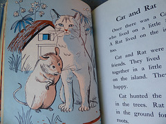 """from """"Once there was a cat"""""""